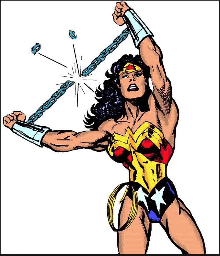 720x837 Wonder Women Speak Up!