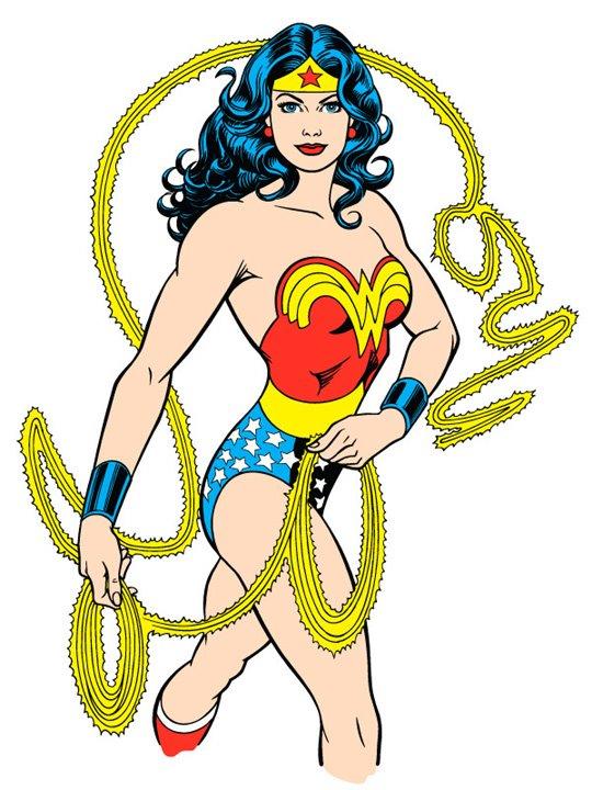 540x720 Wonder Women By Jose Luis Garcia Lopez. Artist ~ Luis Garcia