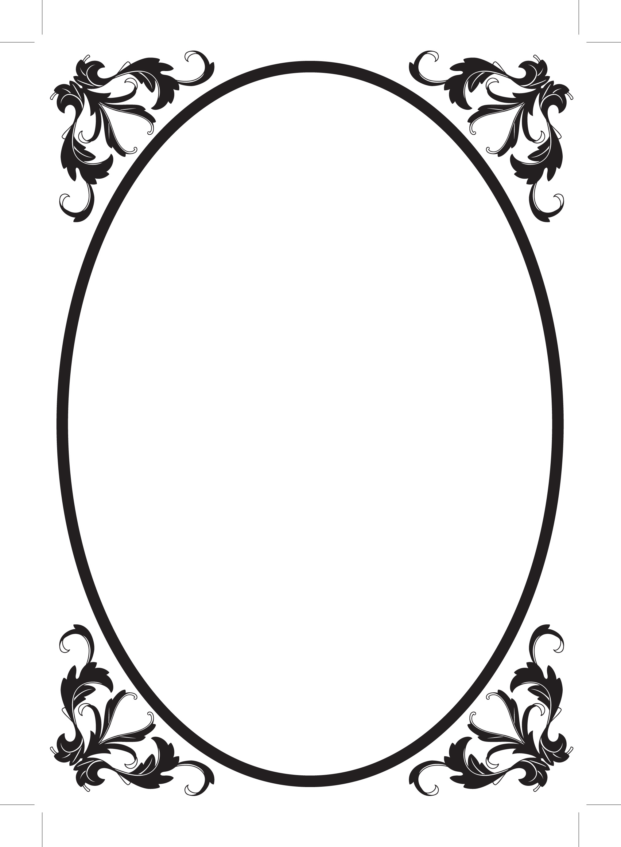 Wood border clipart free download best wood border clipart on 2023x2755 oval silhouette picture frames images jeuxipadfo Gallery