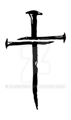 236x400 Best Christian Cross Tattoos Ideas Anchor Heart