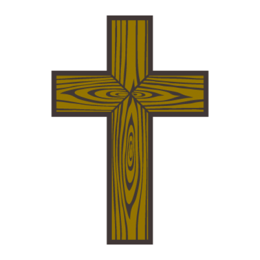 518x518 Clipart Cross Wooden