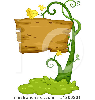400x420 Wood Sign Clipart