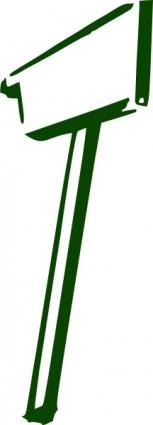 153x425 Wood Street Sign Clip Art Vector Clip Art Free Vector Free Download