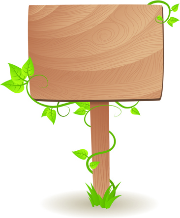 366x444 Wooden Sign Clip Art Free Vector Download (214,418 Free Vector