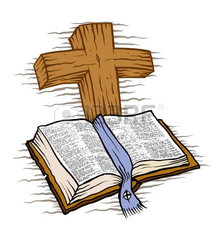 Wooden Cross Clipart
