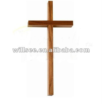 343x350 Cross001,wooden Crosschurch Cross,wooden Oak Church Cross