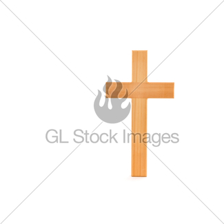 325x325 Wooden Cross Gl Stock Images