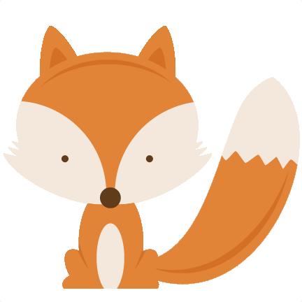 432x432 Creature Clipart Woodland Fox