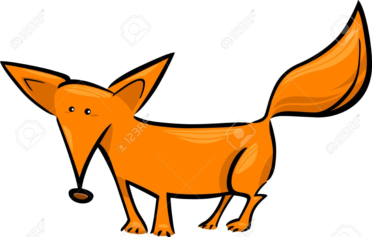 1300x831 Top 89 Red Fox Clip Art