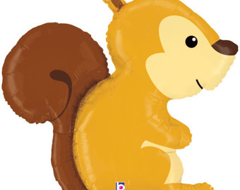 340x270 Woodland Animals Watercolor Clip Art Bear Fox Owl