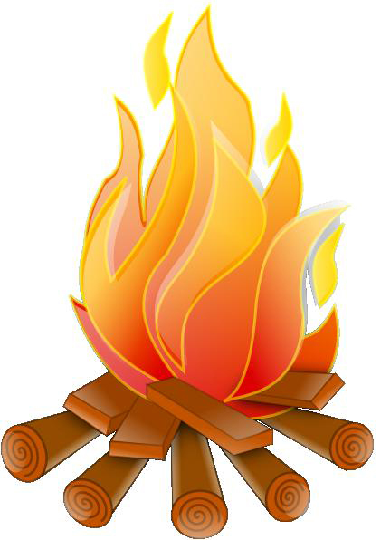 431x596 Firewood Clipart