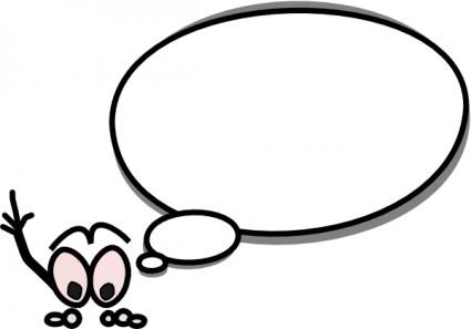 425x297 Speech Bubbles Word Bubble Clip Art Of Speech Clipart Image