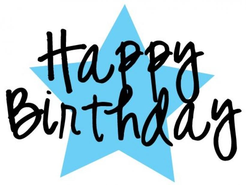 820x618 Clip Art Birthday Word Happy Birthday Happy30 Png Text