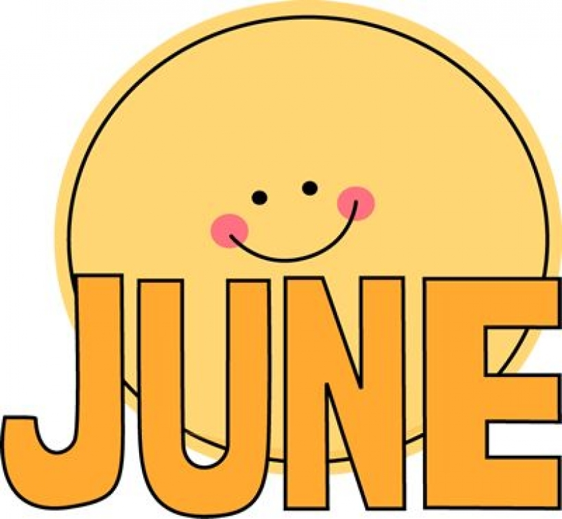 820x756 Free Month Clip Art Month Of June Sun Clip Art Image The Word