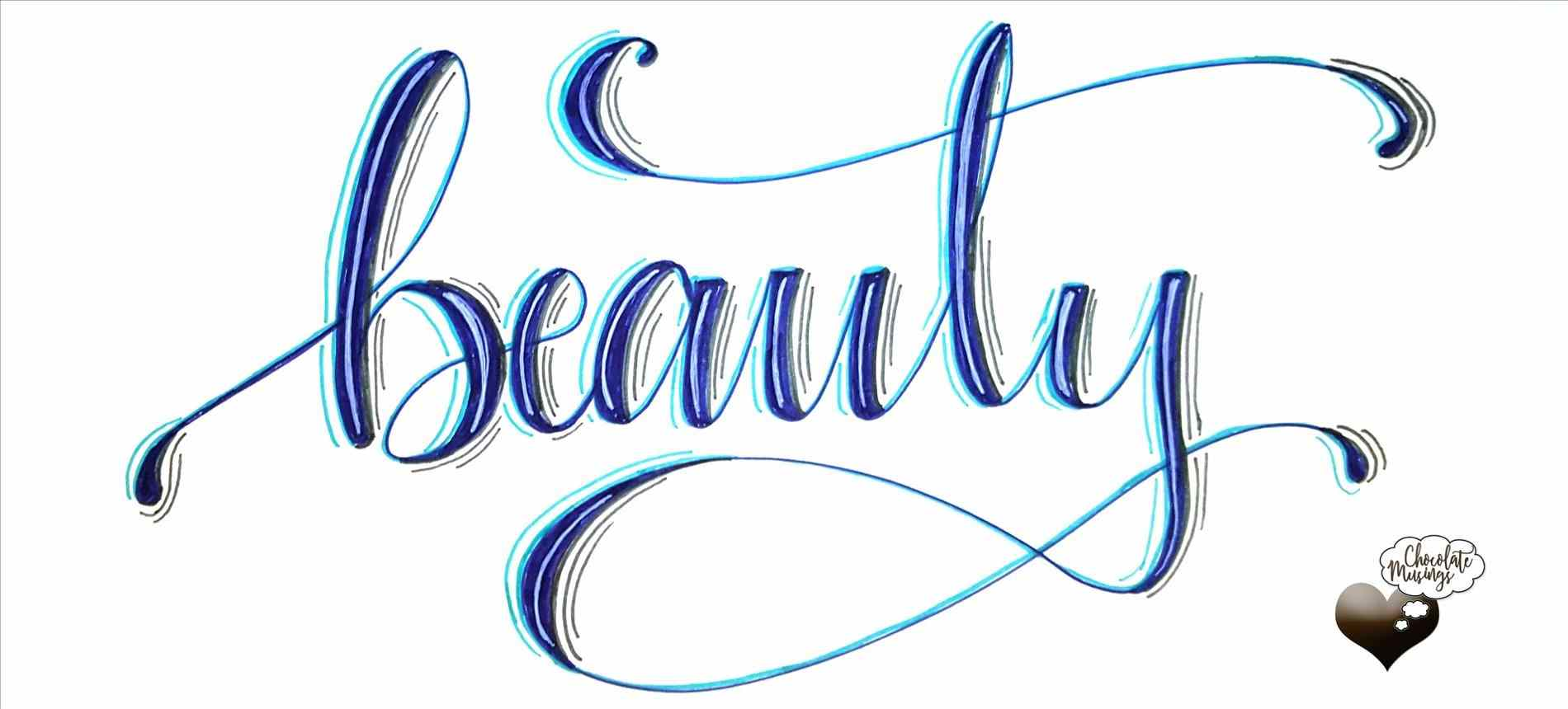 1900x860 Download Page Beauty Word Clipart Borders For Microsoft Free