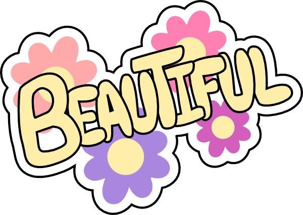 600x426 Beautiful Clip Art