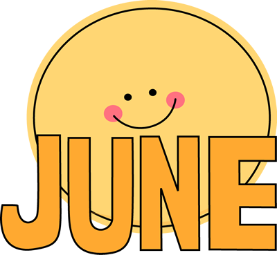 400x369 Free Month Clip Art Month Of June Sun Clip Art Image