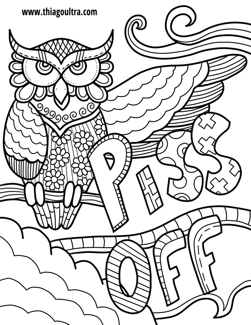 Word Coloring Pages Free Download Best Word Coloring Pages On