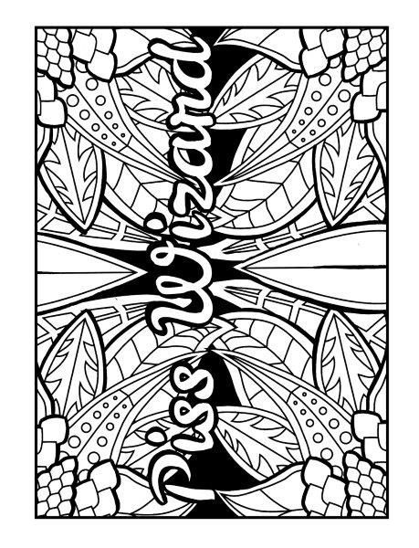 459x600 503 Best Swear Word Coloring Pages Images