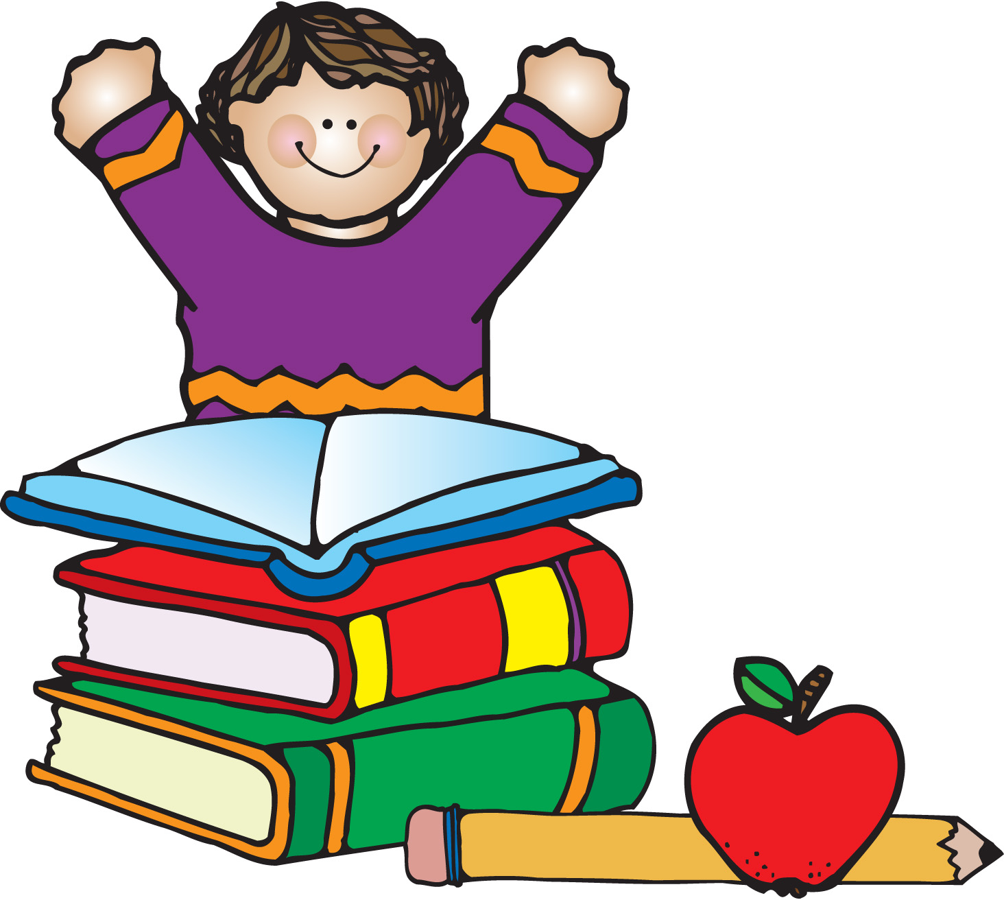 1464x1312 Library Clipart Elementary Student
