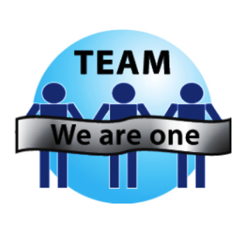 350x350 Team We Are One Logo Team We Are One!