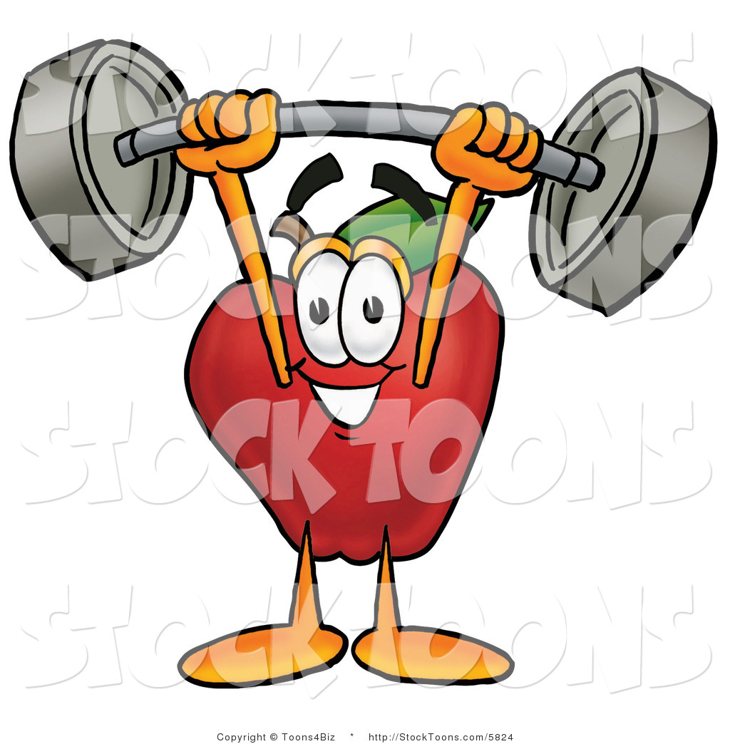 1024x1044 Royalty Free Workout Stock Cartoon Designs