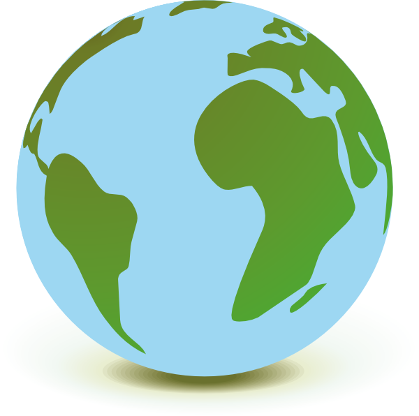 600x596 World Clip Art Globe Free Clipart Images