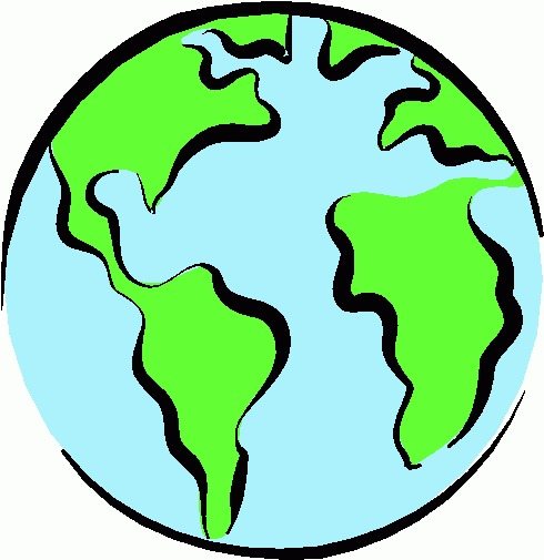 490x505 World Clipart Free Images 5