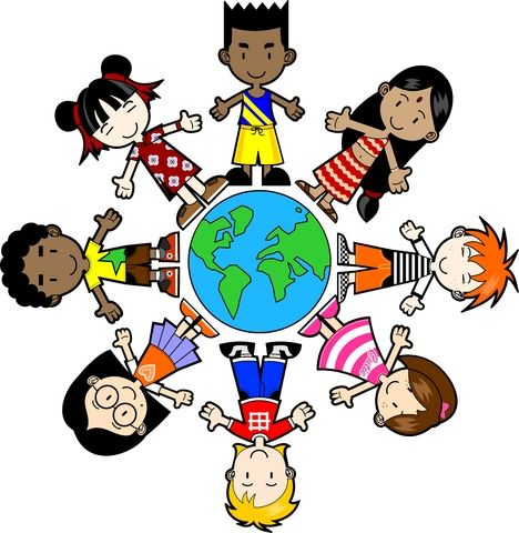 World Geography Clipart