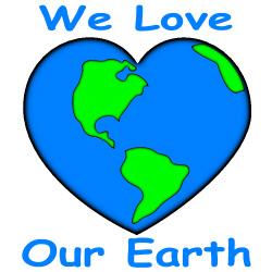 250x250 Earth Clipart Love Earth