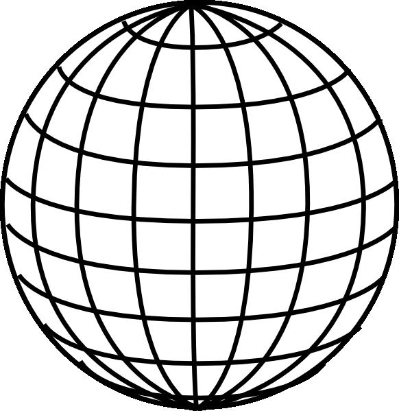 582x599 Earth Globe Clip Art 2 Wikiclipart