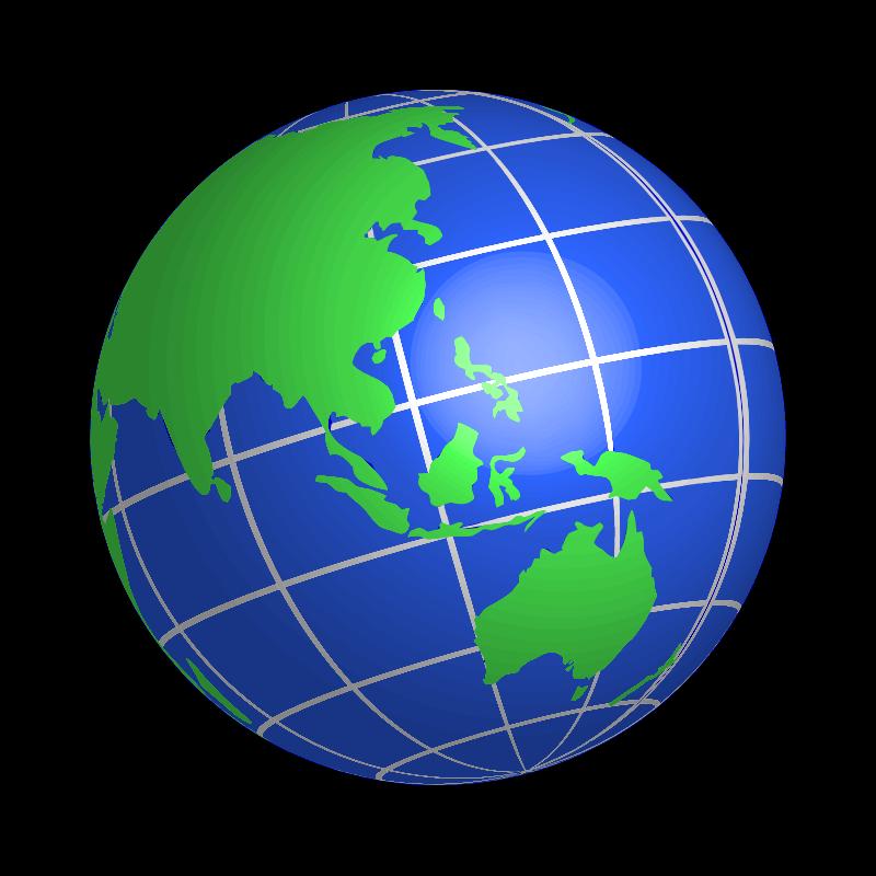 800x800 Animated Globe Clip Art