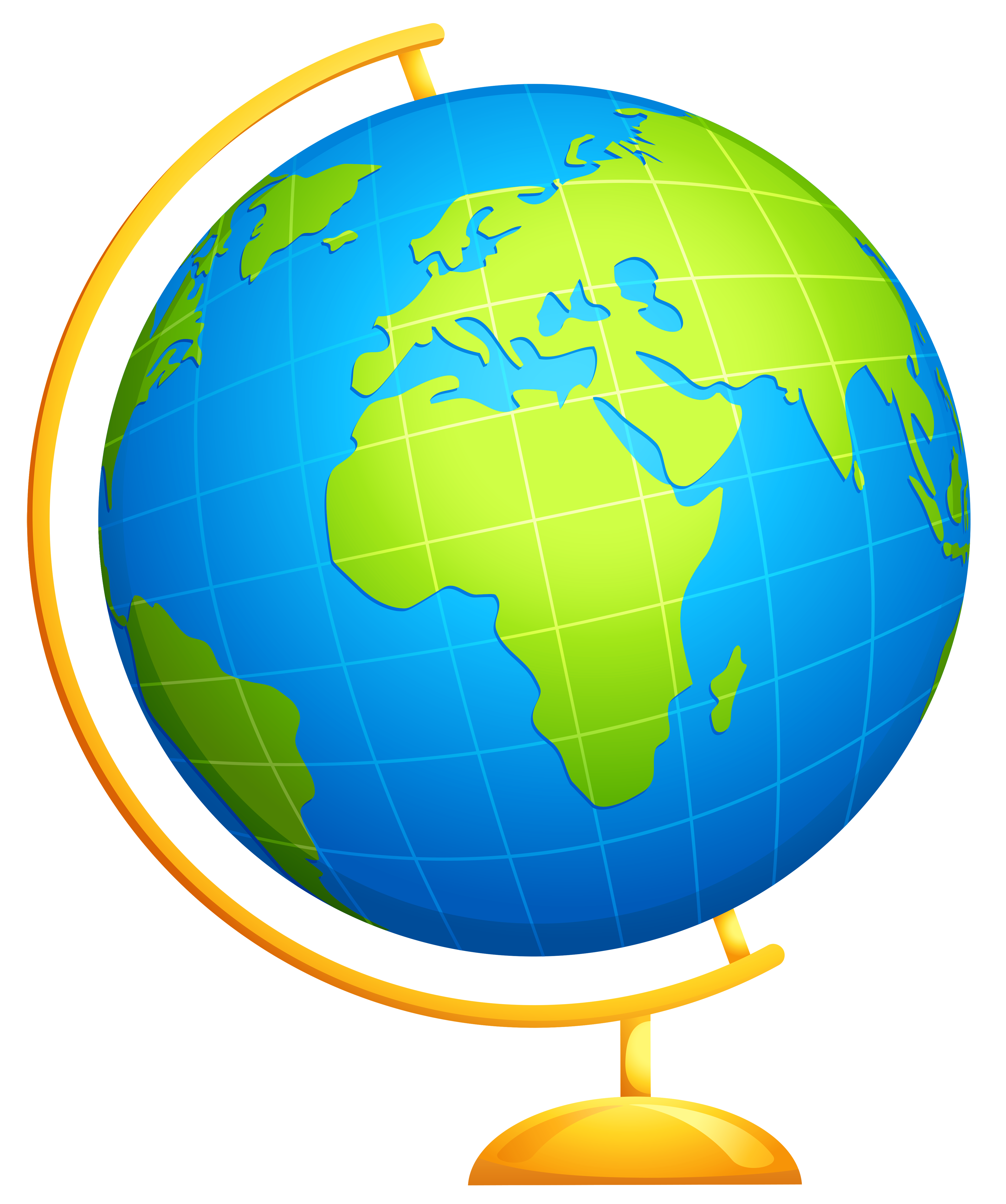 4180x5000 Globe Clipart To Download