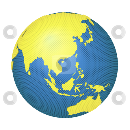 450x450 Map And Globe Clipart