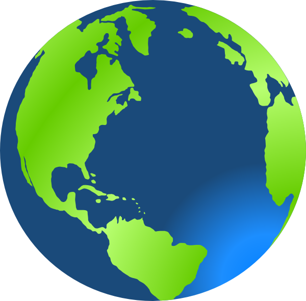 600x590 World Globe Clipart Black And White Images