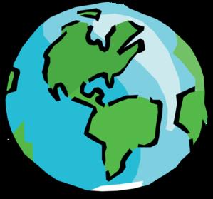 299x279 Earth Clip Art