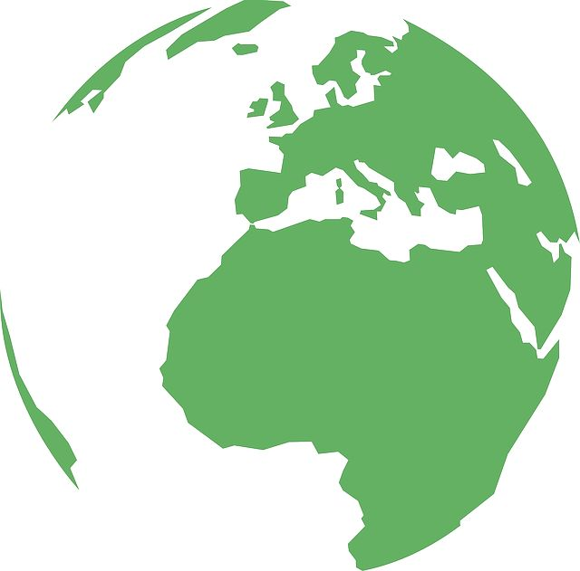 World Map Clipart Free