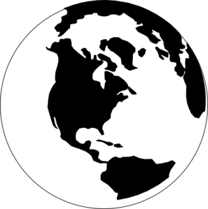 World Map Cliparts