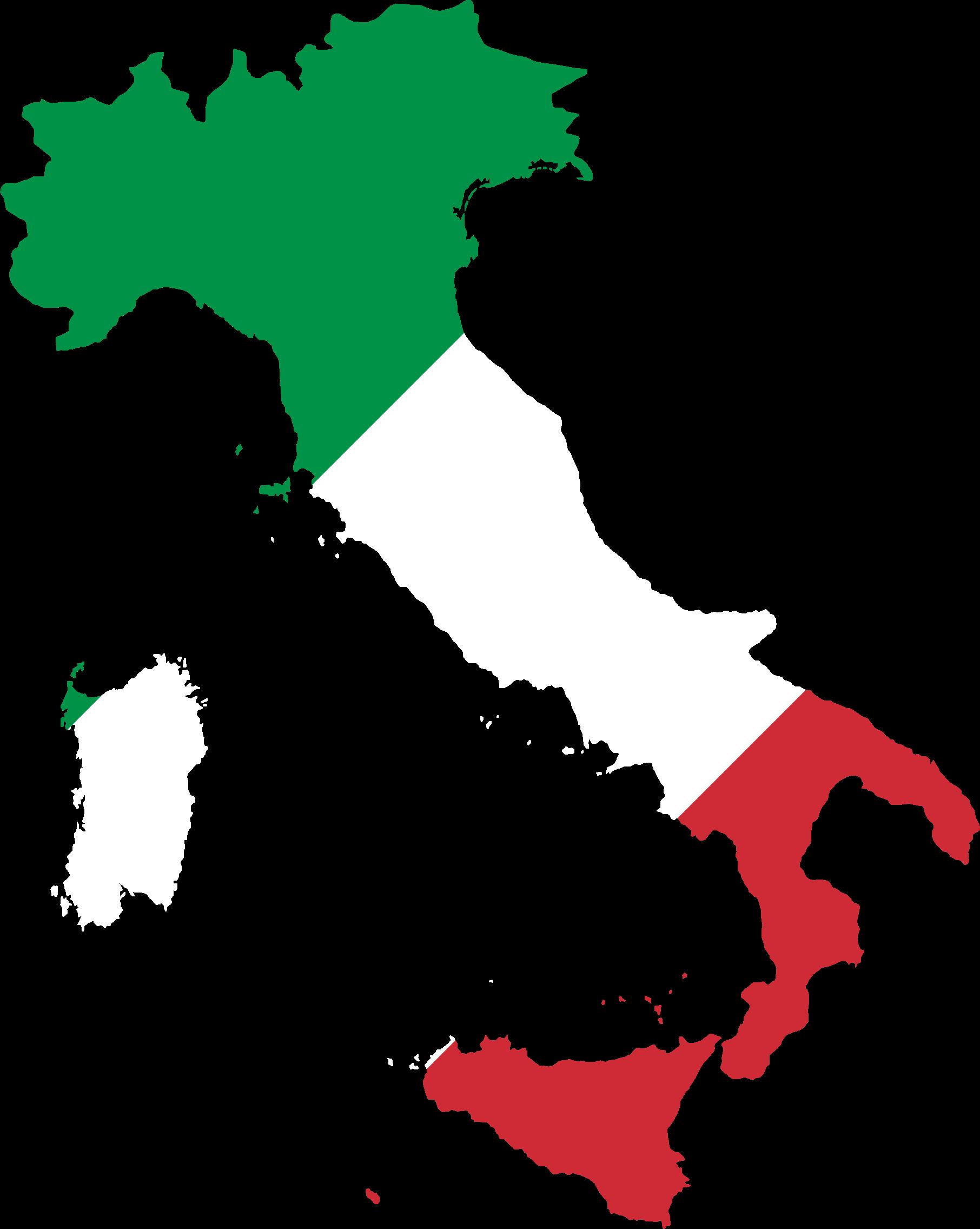 1812x2272 Italy Clipart Italy Map Clipart