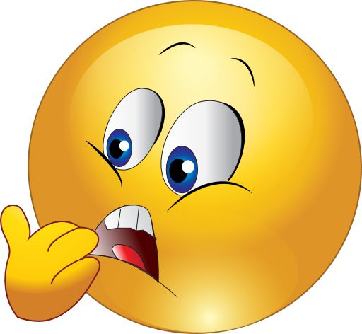 Worried Emoticon Clipart | Free download on ClipArtMag