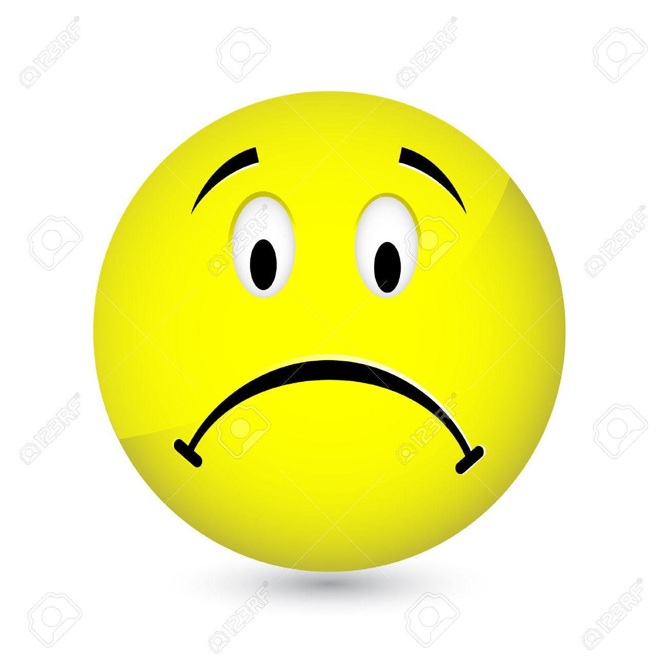 1300x1300 Clip Art Sad Face