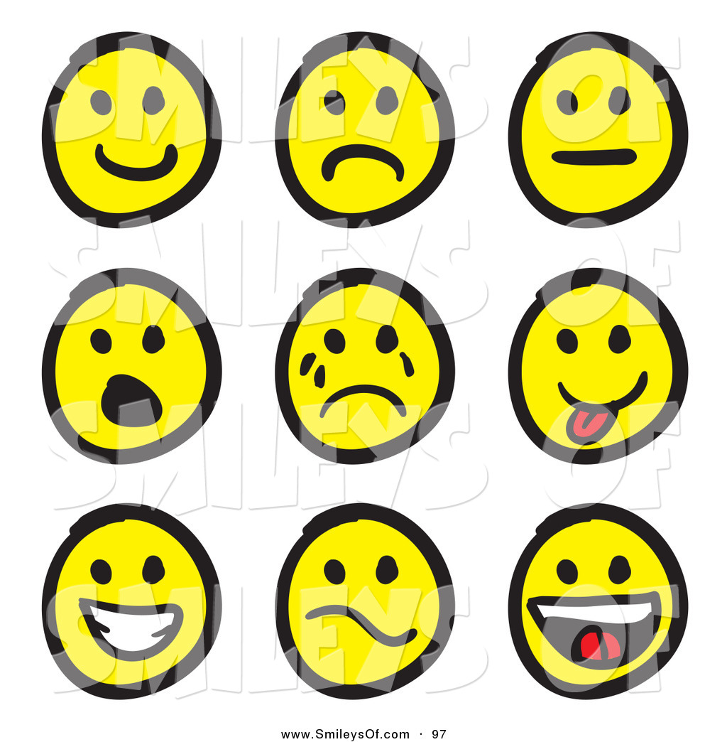 1024x1044 Royalty Free Stock Smiley Designs Of Nervous