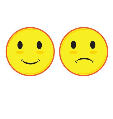 380x400 Sad Smiley Face Clip Art Clipart Panda