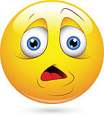 151x170 Worried Face Clipart