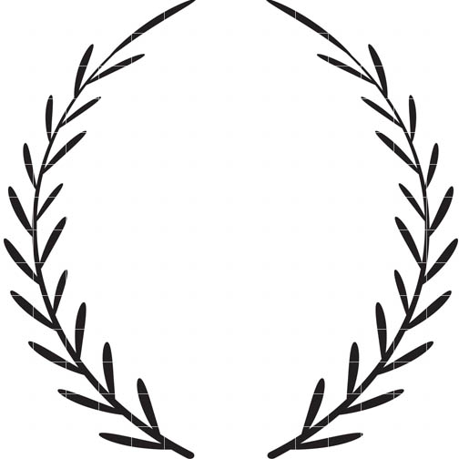 504x504 Laurel Wreath Clipart