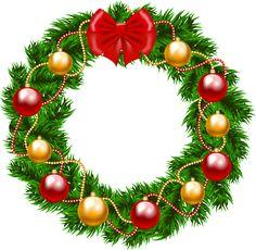 236x230 Transparent Christmas Wreath Png Clipart Printibles Christmas