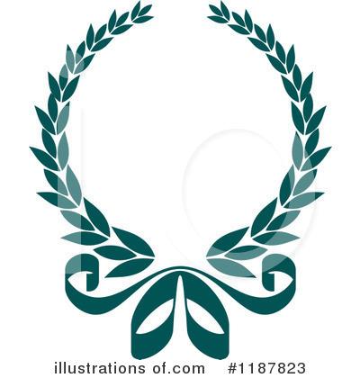 400x420 Wreath Clipart