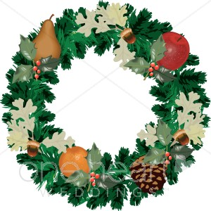 300x300 Fruit Wreath Clipart Wedding Wreath Clipart