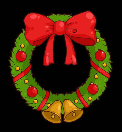 479x518 Wreath Clipart Kid 2
