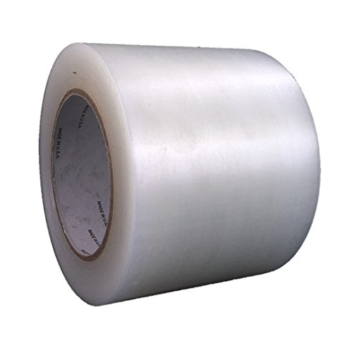 500x500 Gymnastics Wreslting Mat Tape Clear Poly (4 X 108ft) 9 Mil